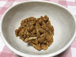 茨城名産「しょぼろ納豆」風