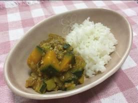 ひき肉カレー(6人分)